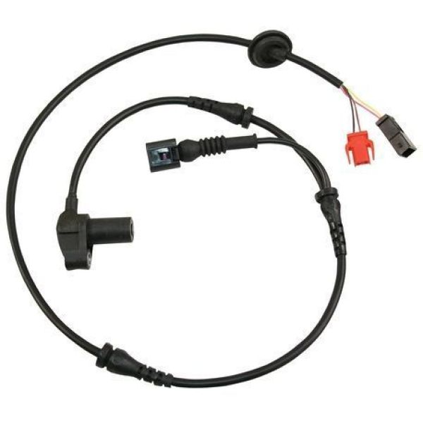 ABS-sensor voorzijde, links of rechts AUDI A6 2.4 quattro