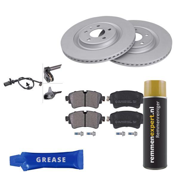 Voordeelpakket remschijven & remblokken achterzijde VW VOLKSWAGEN TOUAREG (CR7) 3.0 TDI 4motion